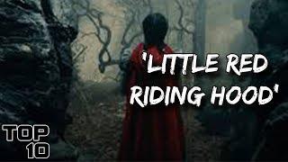 Top 10 Scary Fairy Tale Dark Origins