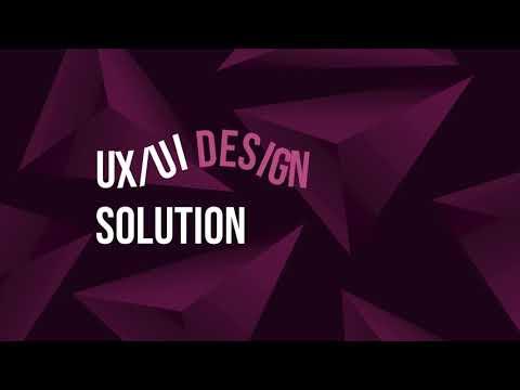Ux/ui Design Solution Services