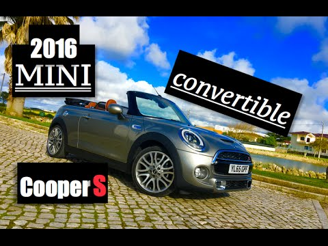 2016 Mini Convertible Cooper S Review - Inside Lane