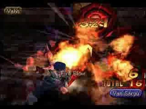 legend of legaia playstation game