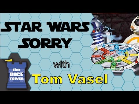 Dice Tower Reviews: Sorry!