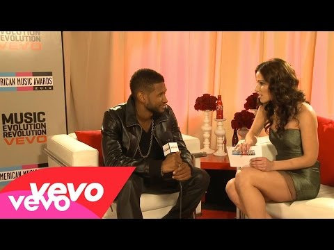 Usher – 2010 Backstage Interview (American Music Awards)