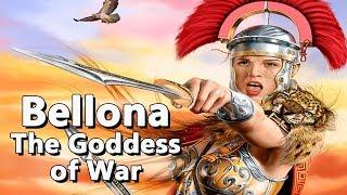 Bellona: The Roman Goddess of War - Mythology Dictionary - See U in History