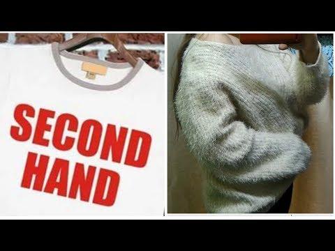 Одежда по 2$ B HUMANA / Распродажа в СЕКОНД ХЕНД