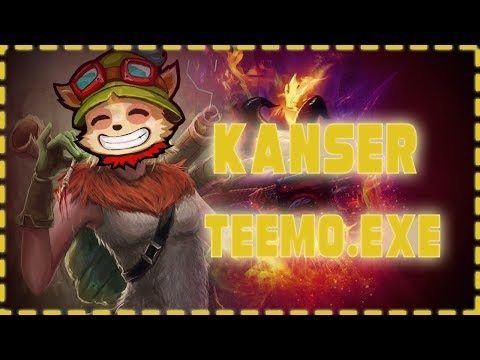 Cancer Teemo.exe | FUNNY MOMENTS |