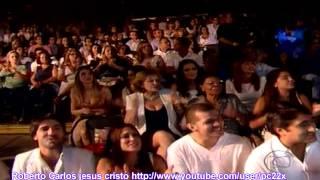 Roberto Carlos jesus cristo especial reflexoes 25 12 2012 HD pt 14