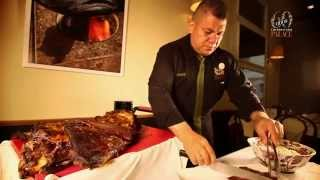 Os Seis Sabores da Costela - Churrascaria Palace - Video Youtube