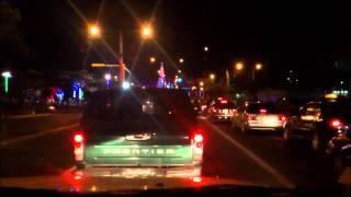 preview picture of video 'Arreglos por el mes de diciembre en las calles de Managua'