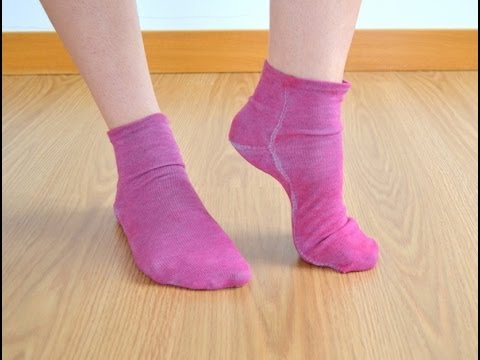 Haz tus propios calcetines de punto - DIY socks