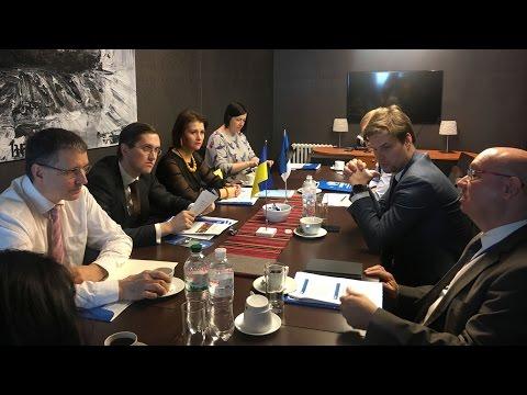 ELi asjade komisjon julgustas Ukrainat reformidega jätkama