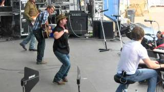 "Chris Hawkey of Rocket Club - ""I Can't Dance"""