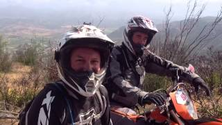 Trophy Girl trail clip