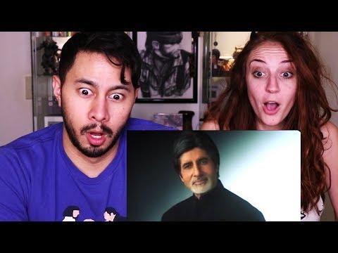 KHABI KUSHI KHABIE GHAM | Amitabh Bachchan | SRK | Hrithik Roshan | Trailer Reaction w/ Hope!
