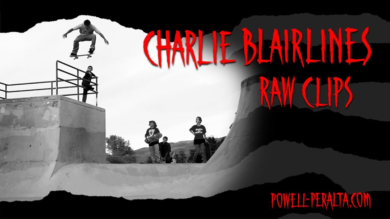 Charlie Blairlines