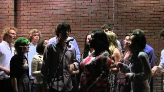 "Brian McKnight ""When We Were Kings"" A Cappella Cover by Bates College Crosstones - Senior Concert"