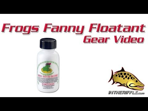 Frogs Fanny Fly Fishing Floatant
