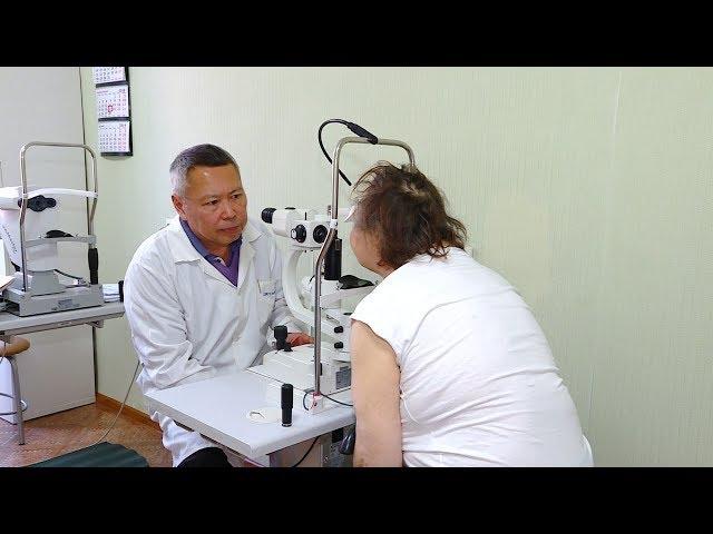 В Ангарске закрывают офтальмологическое отделение