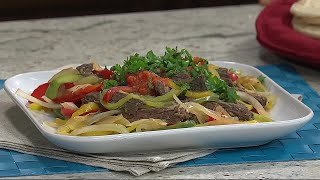 Easy Father's Day recipes on inside grill