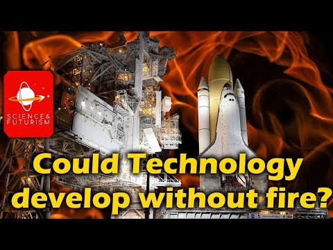 Fermi Paradox: Could Technology Develop Without Fire? (2020)