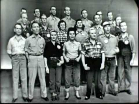 Patriotic Music from Fred Waring's America -