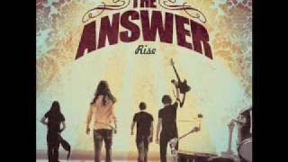 The Answer - Never Too Late [Album Version]