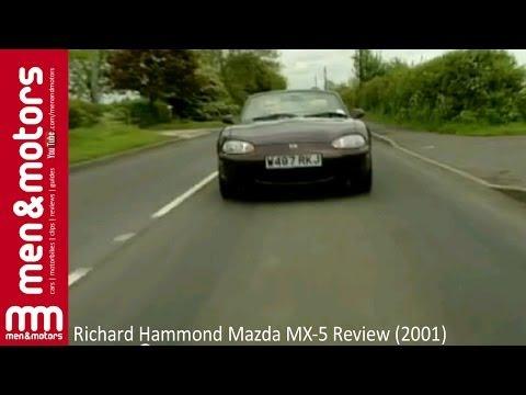 Richard Hammond Mazda MX-5 Review (2001)