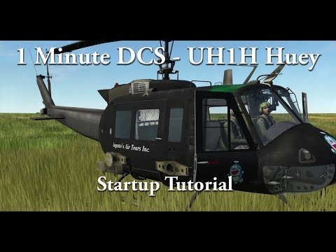 Starter DCS Helicopter — Oculus