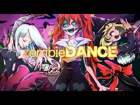 zombieDANCE  / MURASAKI feat. VY1