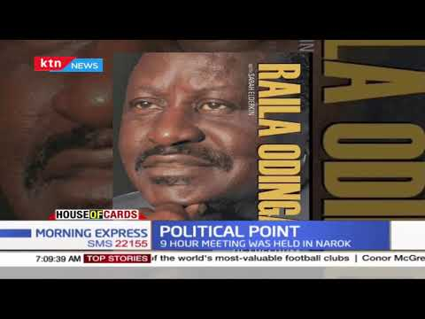 POLITICAL POINT: Ruto's hint at a likely alliance with Raila, are Kenyans reading too much into it?