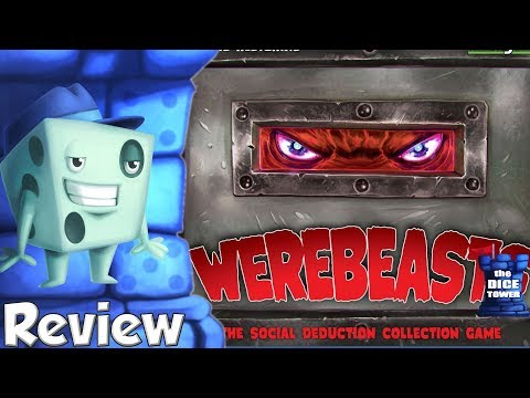 Werebeasts Review - with Tom Vasel