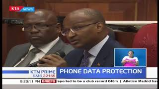 Senators fear data harvesting could be ongoing