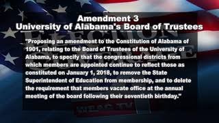 Know Your Amendments - Amendment Three