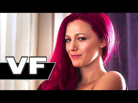 L'OMBRE D'EMILY Bande Annonce VF #2 (2018) NOUVELLE, Anna Kendrick, Blake Lively