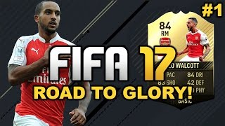 FIFA 17 ULTIMATE TEAM INTRO TO ROAD TO GLORY SERIES!
