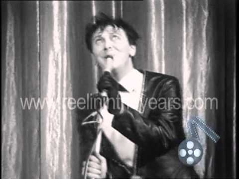 """Gene Vincent """"Be-Bop-A-Lula"""" 1963 (Reelin' In The Years Archives)"""