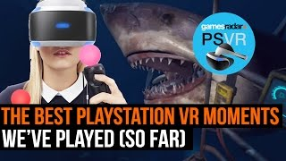 The 7 Best PlayStation VR moments (so far)