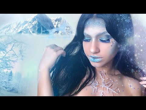 Reina de las nieves / Snow Queen❄️ Makeup Tutorial | Jansy Arencibia