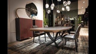 Cattelan Italia. Итальянская мебель, столы, стулья, аксессуары. iSaloni 2018