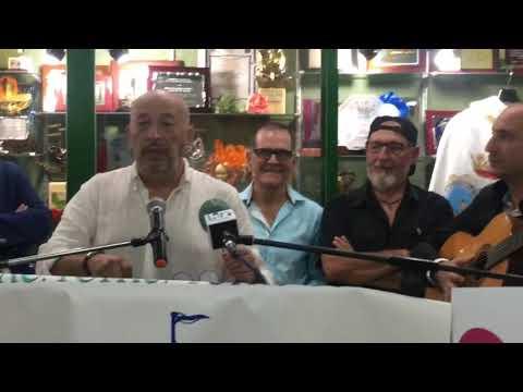 Antonio Cabezas, pregonero del Carnaval Colombino 2018