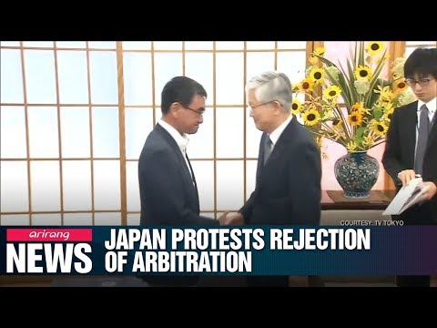 Japan blasts S. Korea for refusing third-party arbitration over forced labor dispute