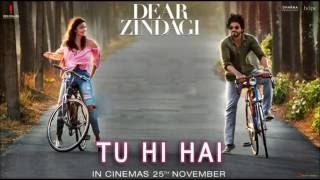 Tu hi hai song - Dear Zindagi   Arijit Singh   Alia Bhatt, Shah Rukh Khan   Gauri Shinde