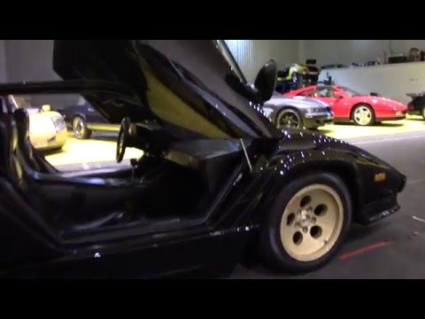 Lamborghini Countach 5000 Quattrovalvole