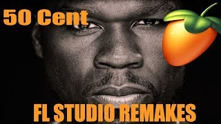 50 Cent God Gave Me Style Reproduced In FL Studio
