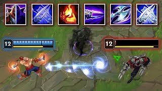 PLAY FAST OR DIE - Perfect 1 HP Outplays - League of Legends Montage