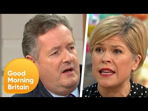 Piers Gets Riled Up Over Barbies and the Colour Pink | Good Morning Britain
