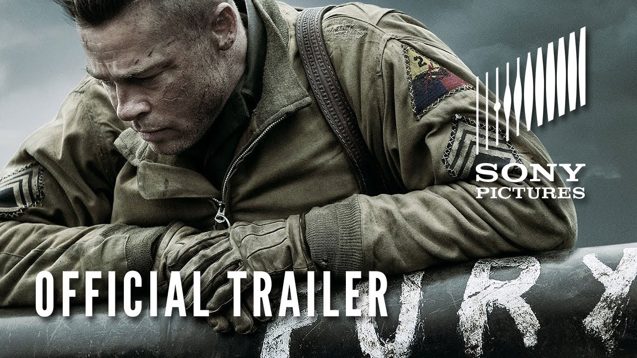 >FURY - Official Trailer - In Theaters NOW!