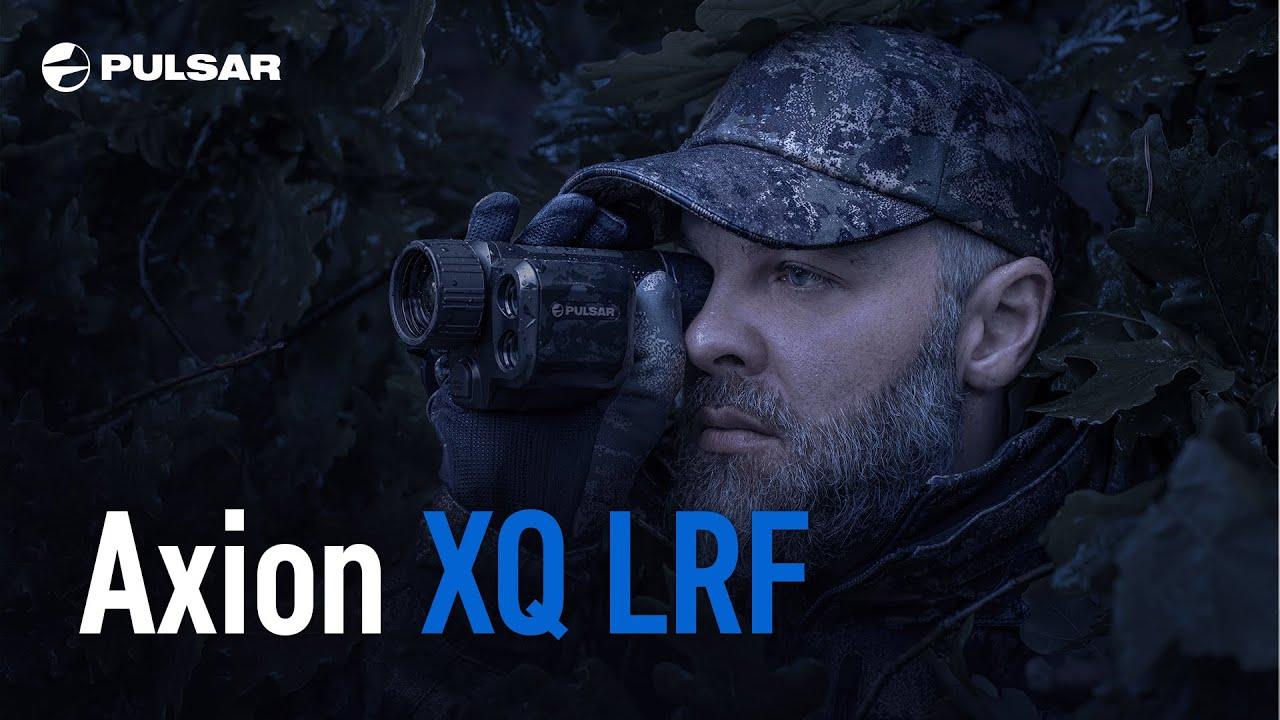 Видео о товаре Тепловизор Pulsar Axion LRF XQ38