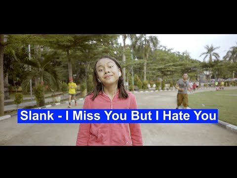Slank - I Miss You But I Hate You (COVER BY VANISYA)