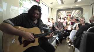 "Josh Krajcik ""The Remedy"" - A Trolley Show (live performance)"