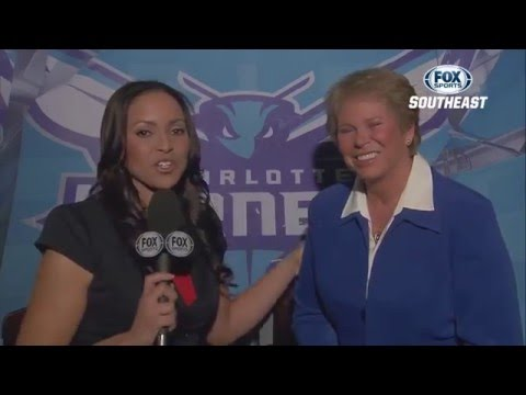 Stephanie Ready Interviews Ann Meyers Drysdale